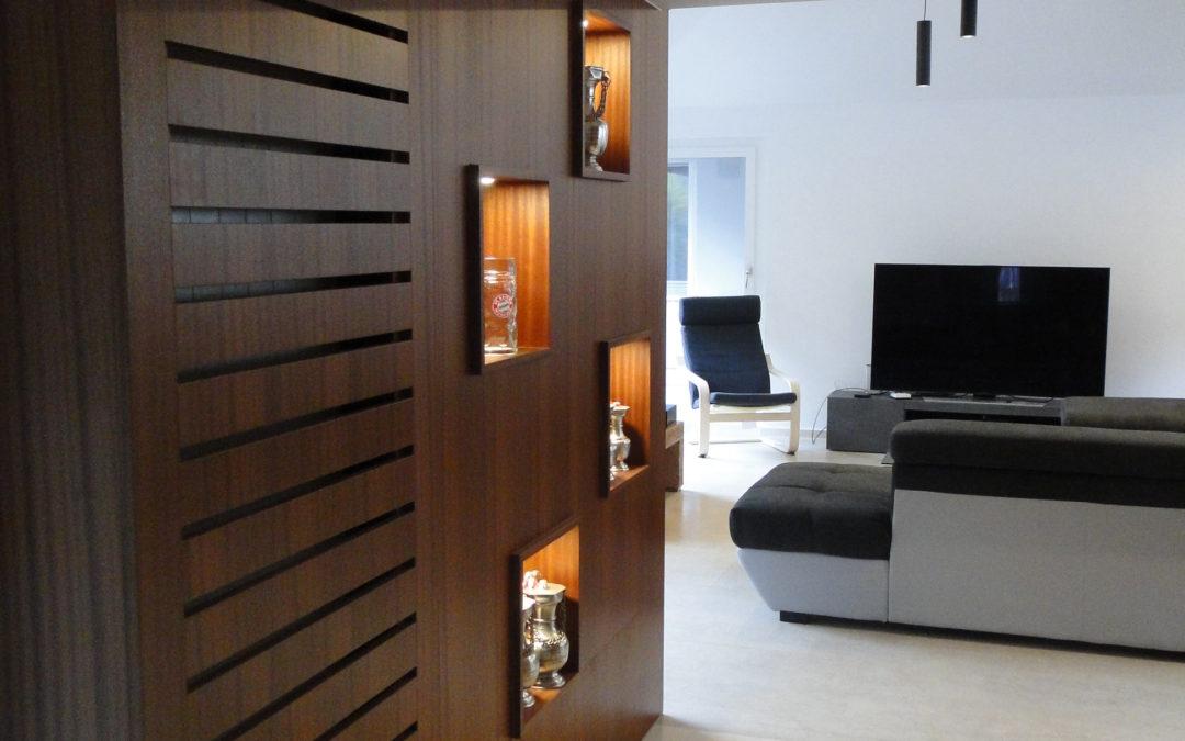 Umbau Einfamilienhaus in Susten