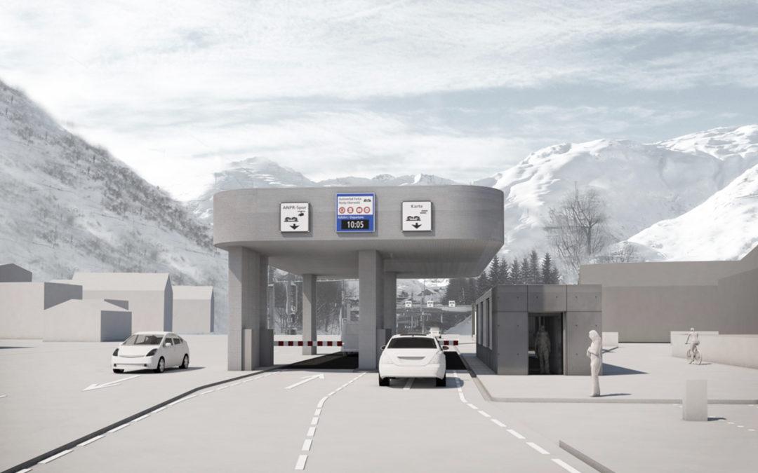 2019 Betriebsgebäude Autoverlad