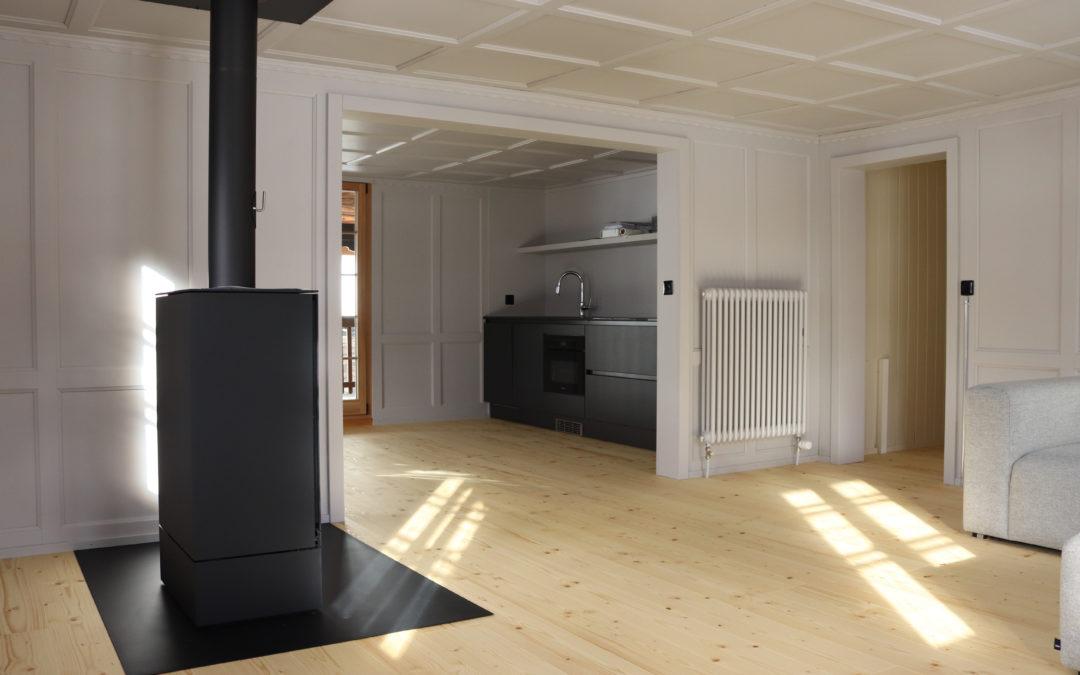 2019 Umbau Ferienwohnung in Münster VS