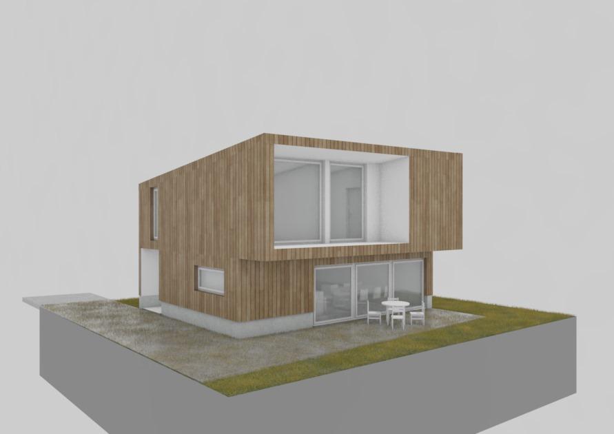 2020 Neubau Einfamilienhaus in Baltschieder